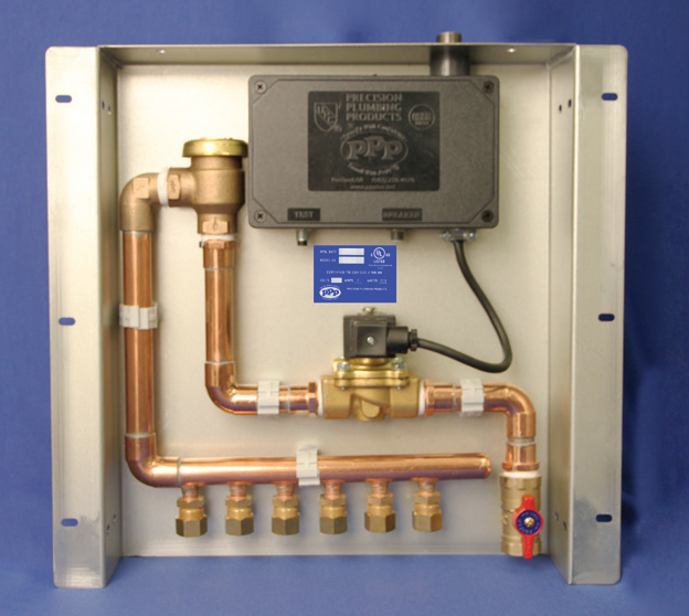 Precision Plumbing Products Prime Time Electronic Trap Priming